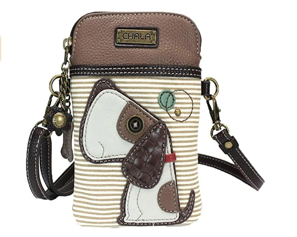 <p>This <span>Crossbody Cell Phone Purse</span> ($33, originally $40) will attract a lot of compliments.</p>
