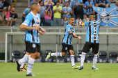 Geromel evita assumir favoritismo do Grêmio contra o Independiente na Recopa