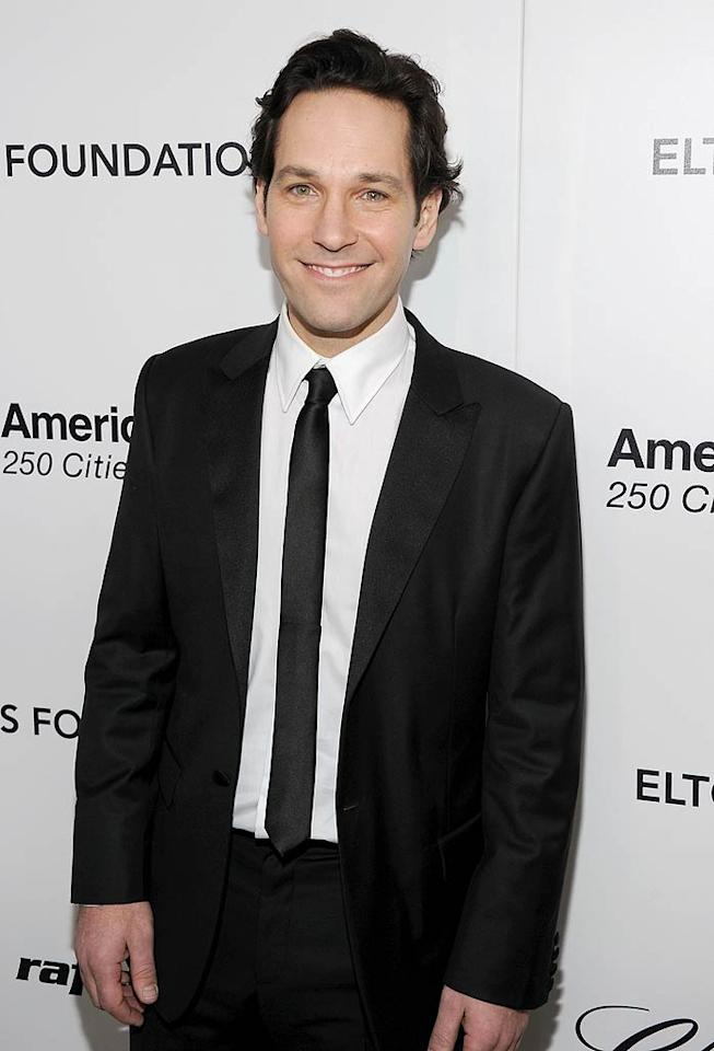 """April 6: Paul Rudd turns 42 Larry Busacca/<a href=""""http://www.gettyimages.com/"""" target=""""new"""">GettyImages.com</a> - February 27, 2011"""