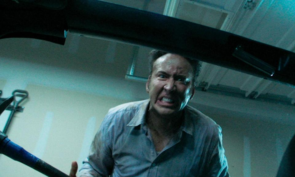 Nicolas Cage stars in 'Mom and Dad'