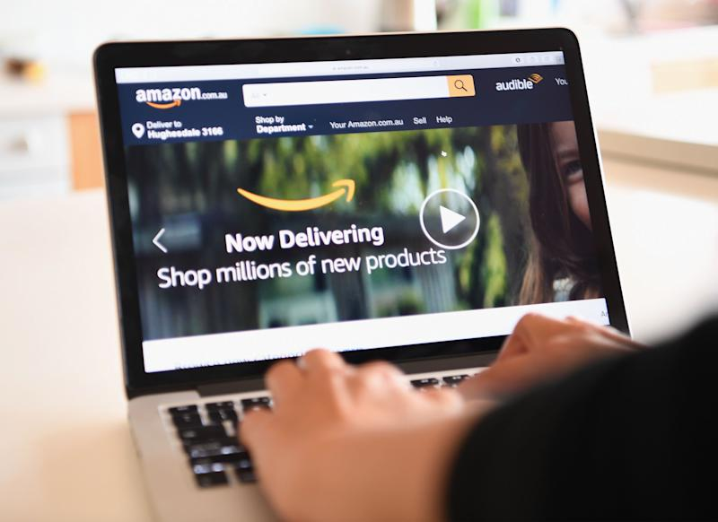 Get ready to snap up all the deals at Amazon's Black Friday Sale. [Photo: Getty]
