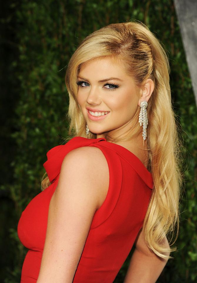 """<b>Kate Upton</b><br> Sports Illustrated Swimsuit cover girl Kate Upton is a tad more sheepish when it comes to revealing her Bond girl aspirations. """"It's a very prestigious title, and it would be a very cool role… I would need to go through some intense training to learn all the Bond girl moves,"""" she said last year."""