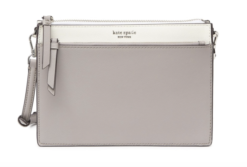 Kate Spade Cameron Zip Leather Crossbody Bag (Photo: Nordstrom Rack)