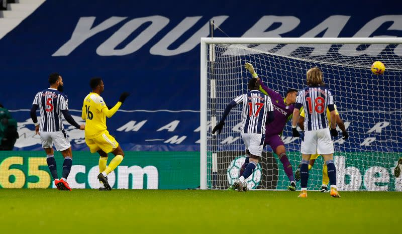 Premier League - West Bromwich Albion v Fulham