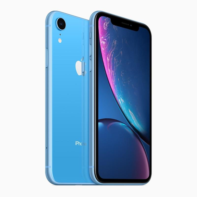 Apple's iPhone XR has all of the power of the iPhone XS without the price.