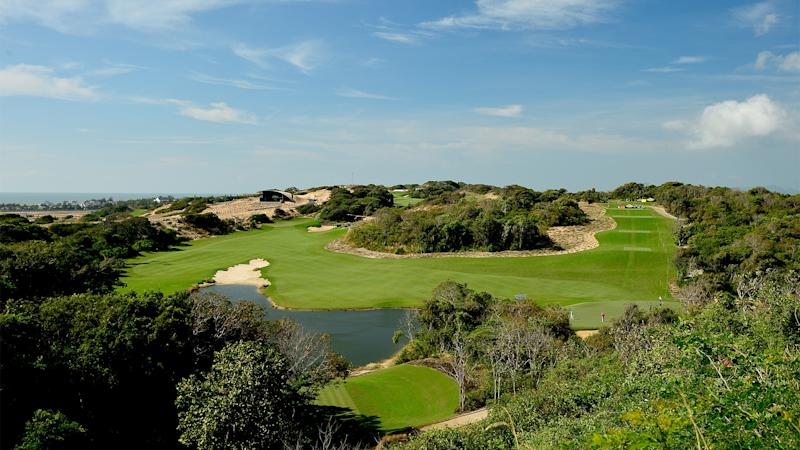 The Bluffs at Ho Tram Strip in Vietnam, a course on Golf Digest's World 100 Greatest courses ranking. Vietnam is a country that continues to see increasing construction of new courses.