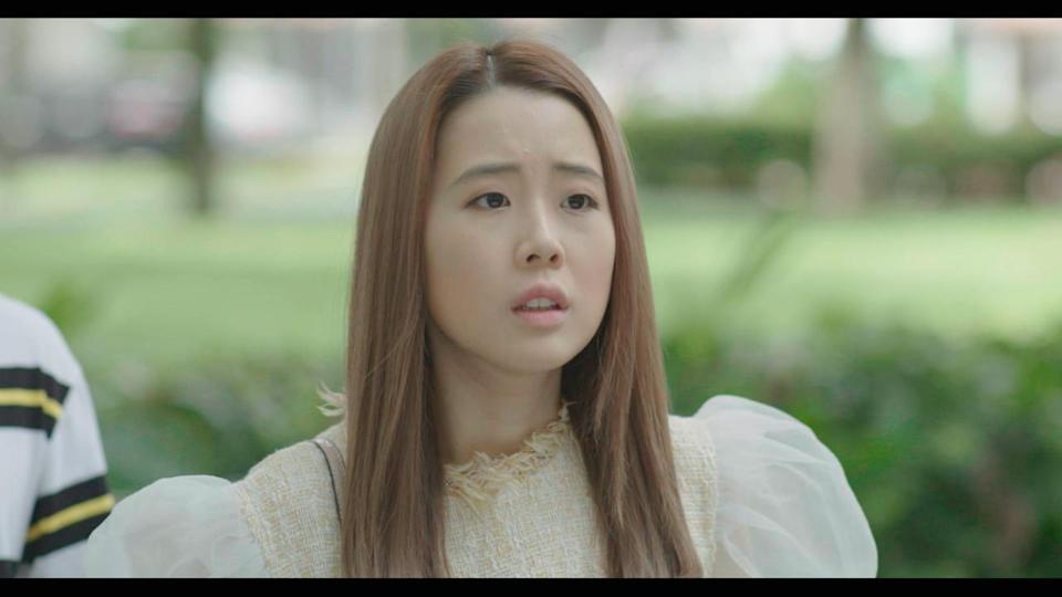 Jernelle Oh in Channel 8 drama The Heartland Hero. (Photo: Mediacorp)