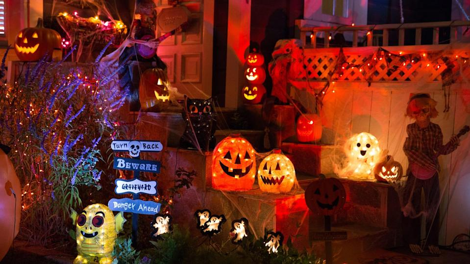 Stock up and save on next year's Halloween decorations thanks to these discounts.