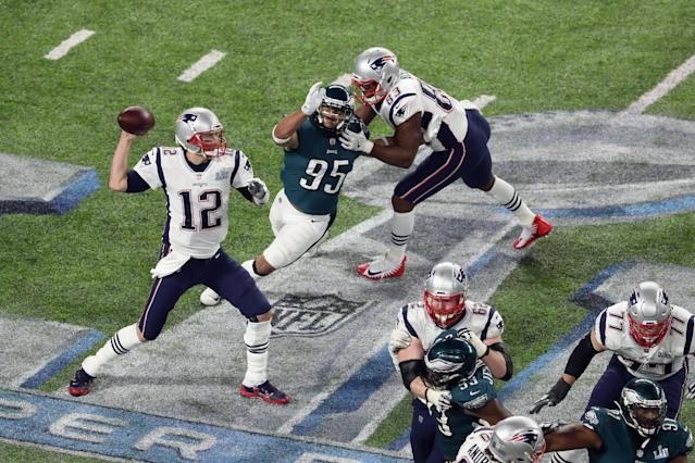 Would a ninth Tom Brady Super Bowl be too much for Patriots fans to spend big on? (Getty Images)