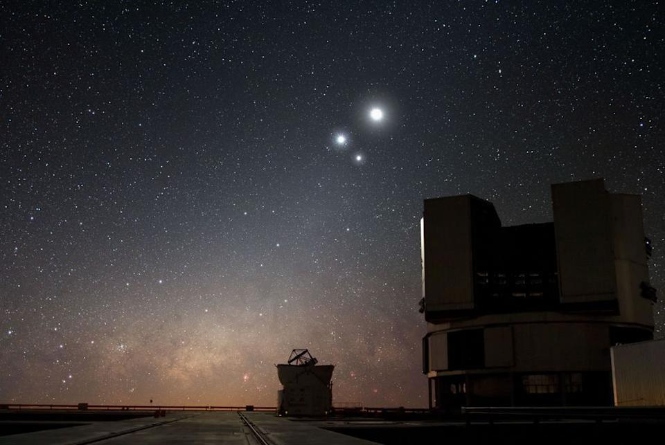 Photo credit: ESO/Wikimedia Commons