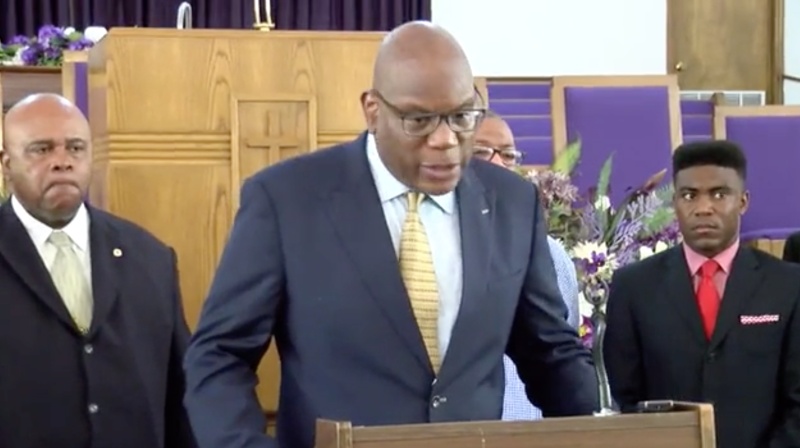 City leaders in Tallahassee, Florida held an emergency press conference on Monday after an attorney, and potential home-buyer, discovered outdated, racist languages in a neighborhood's covenant. (Photo: Facebook)