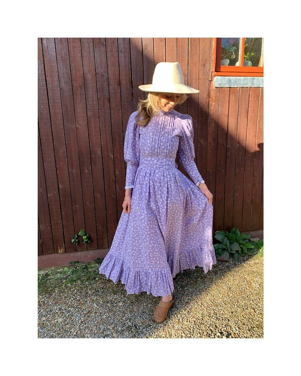 """<p>Launette Vintage, founded by 37-year-old Laura Forge, hosts an eclectic mix of easy to wear vintage pieces at an accessible price point.</p><p><a class=""""link rapid-noclick-resp"""" href=""""https://www.instagram.com/launette.vintage/"""" rel=""""nofollow noopener"""" target=""""_blank"""" data-ylk=""""slk:SHOP LAUNETTE VINTAGE NOW"""">SHOP LAUNETTE VINTAGE NOW</a></p>"""