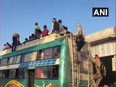 UPSRTC urges all DMs, SPs not to obstruct movement of 200 special buses carrying migrant labourers from Delhi to Uttar Pradesh