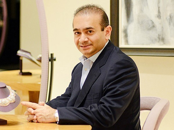 Fugitive diamond dealer Nirav Modi