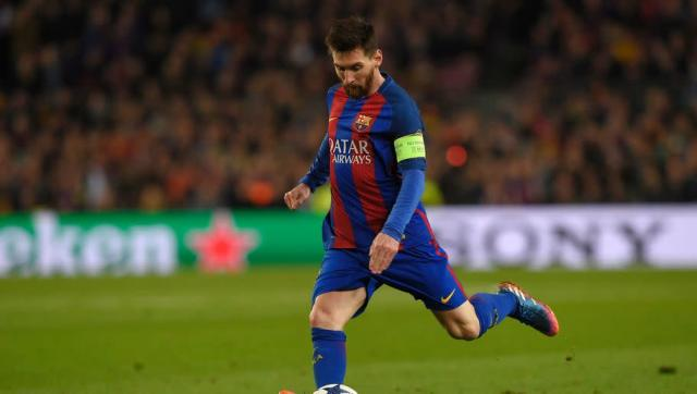 <p>Mbappe again chooses wisely with the inclusion of perhaps the greatest player to ever kick a football. Messi is still at the peak of his powers, torturing defences all across Europe from the right-hand side of Barcelona's famous attack.</p> <br><p>The Monaco man may even come up against the mercurial Argentine in this year's Champions League.</p>
