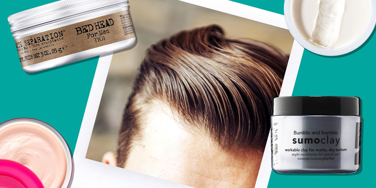 good wax for hair styling the best hair wax to keep your look on point 2776 | f9d7981e90308c9d7ab386780125d3c9