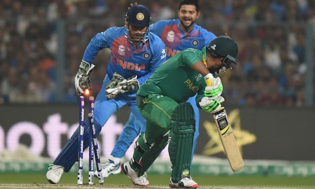 "<span class=""element-image__caption"">India take on Pakistan in the World Twenty20 last year. The ICC's Dave Richardson said a T20 tournament of six to eight teams was the most likely Olympic format.</span> <span class=""element-image__credit"">Photograph: Prakash Singh/AFP/Getty Images</span>"
