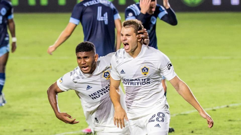 Vancouver Whitecaps FC v Los Angeles Galaxy | Shaun Clark/Getty Images