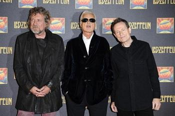 Led Zeppelin Will Reunite - for 'Letterman' Interview