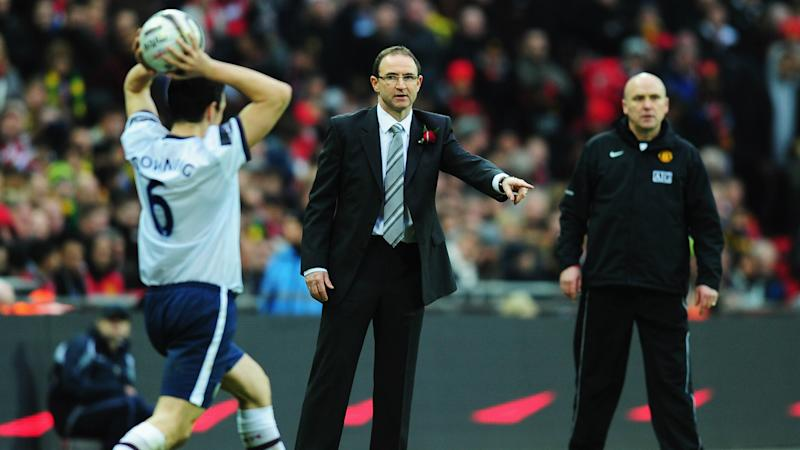 Aston Villa were well in top-four mix – O'Neill rues departure