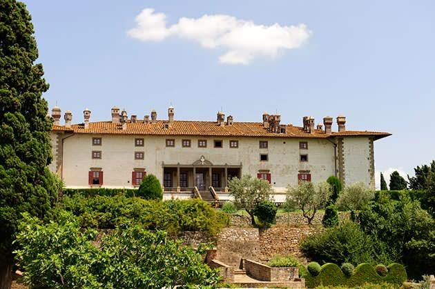 #27 Check out the Medici Villas and Gardens in Tuscany