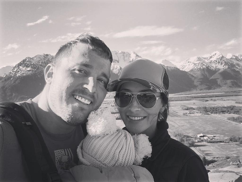"<p>It's official: Palin and Marine Corps vet Meyer are back on! After rumors of a rekindled romance began swirling, the on-again, off-again couple – who share a 5-month-old daughter, Sailor Grace – announced their reconciliation to Entertainment Tonight in June 2016. ""Life is full of ups and downs but in the end, you'll end up where you're supposed to be,"" the couple, who shared pics from their honeymoon on Instagram, told ET. ""We are so happy to share with loved ones the wonderful news that we got married!""</p>"