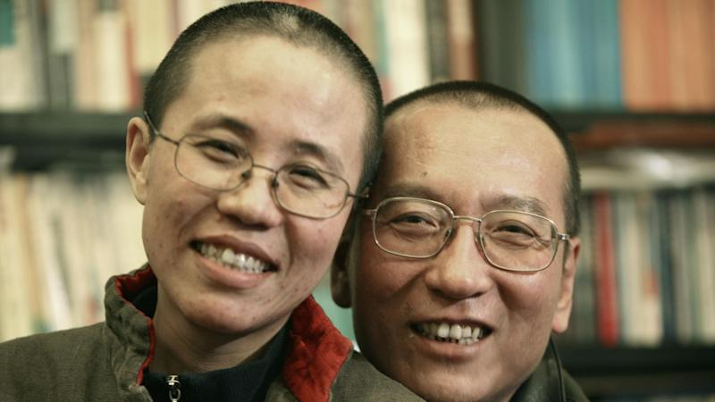 Liu Xia, wife of late China dissident, left for Berlin