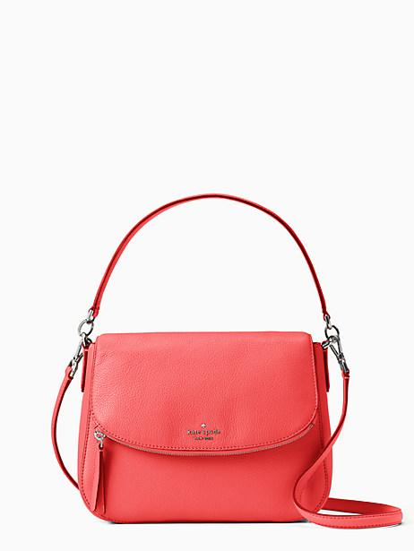 Jackson Medium Flap Shoulder Bag (Photo via Kate Spade)