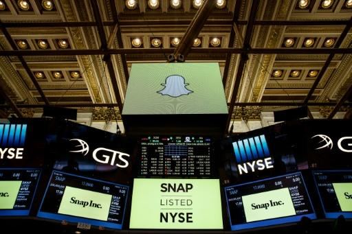 Big leap for Snap as messaging app debuts on Wall Street