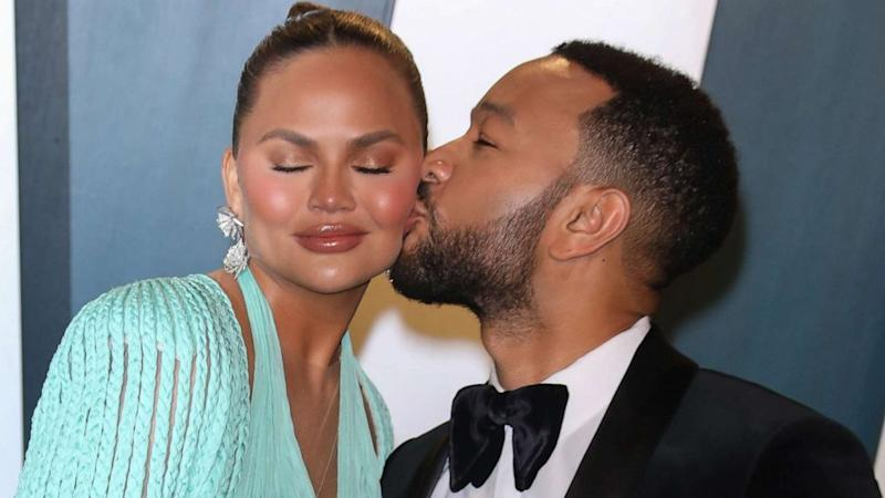 John Legend shares how he and Chrissy Teigen benefit from couple's therapy
