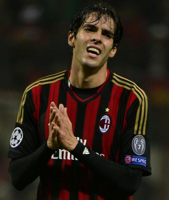 When playing for AC Milan, Kaka would say; 'It is not God's fault if they miss a goal or a pass'