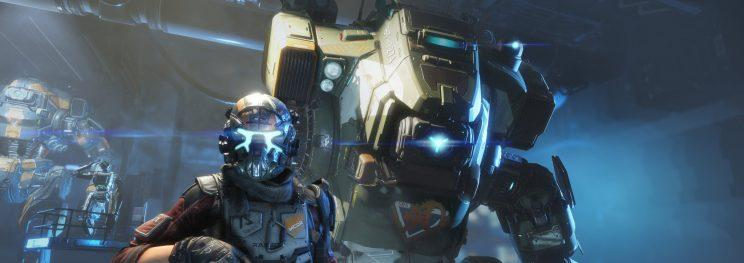 Titanfall 2 pilot and titan
