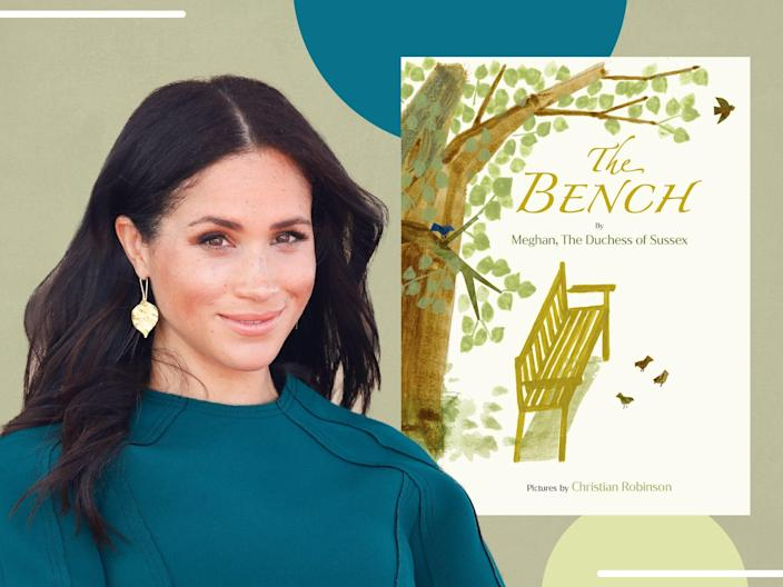 <p>The news of Meghan's first book comes just days before Archie's birthday</p> (The Independent)