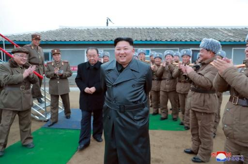 North Korean leader Kim Jong Un supervised Pyongyang's latest weapons test, state media said