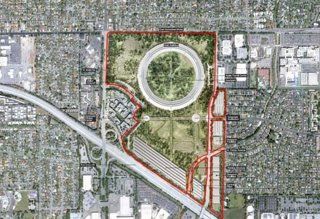 Cupertino releases more info about Apple's proposed 'spaceship' HQ