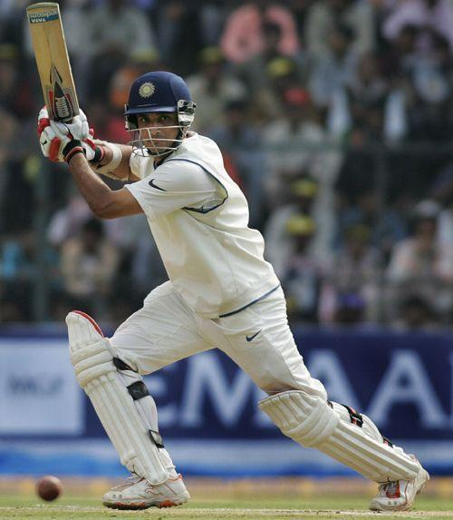 The former Indian skipper scored 947 runs against South Afrrica in Tests
