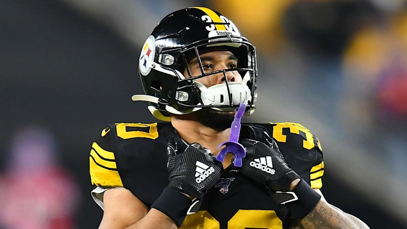 Coronavirus: Cancer survivor James Conner unconcerned about playing amid pandemic