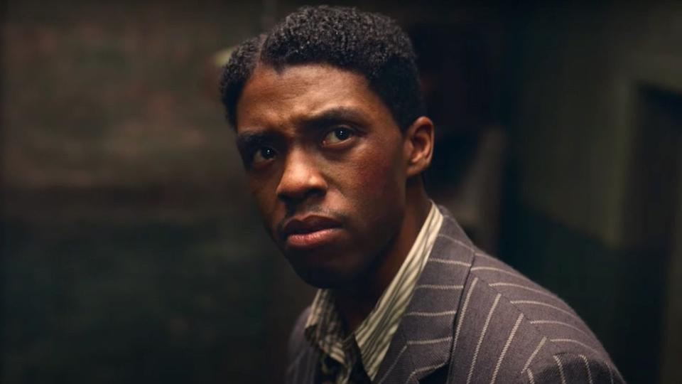 Chadwick Boseman in 'Ma Rainey's Black Bottom' (Netflix)