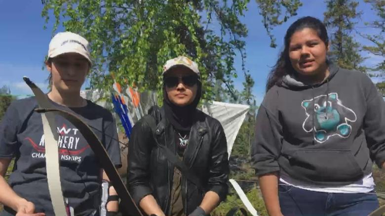 N.W.T. archery tournament takes aim at growing the sport in the North