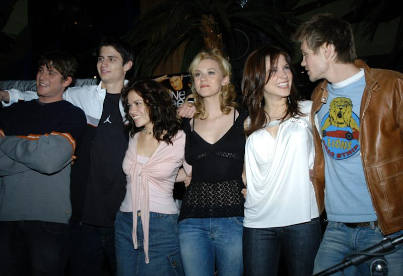 "The cast and crew of ""One Tree Hill"" have accused showrunner Mark Schwahn of sexual harassment"