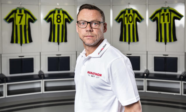 Can Dickov be relocated with his infamous shirt?