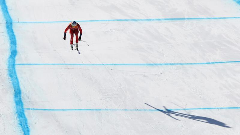 Winter Olympics 2018: Aksel Lund Svindal becomes oldest to win gold in alpine skiing