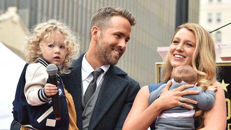Blake Lively Gets Real About Having 3 Children Under the ...