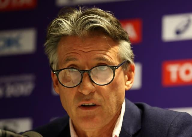 IAAF president Seb Coe has defended the testosterone limit on the basis that doing nothing would be unfair to the vast majority of women with typical levels of testosterone (Martin Rickett/PA)