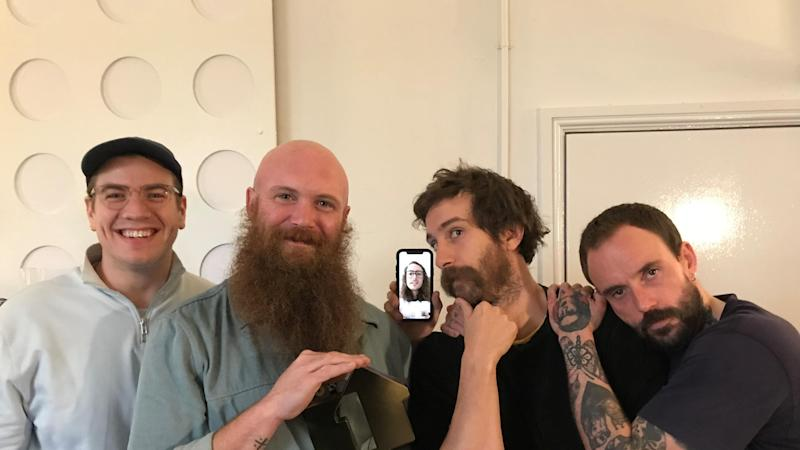Bristol punk band Idles top the charts with Ultra Mono