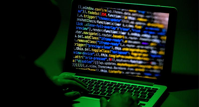 A cyber attack on Australia was announced on Friday. Source: AAP