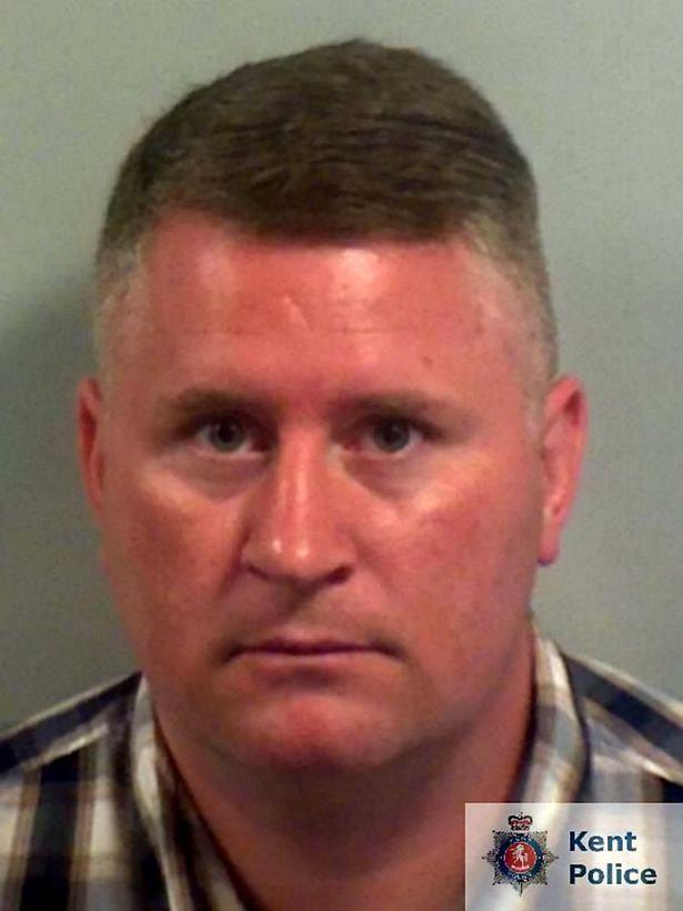 Britain First Leader Paul Golding has been jailed for 18 weeks (Kent Police)