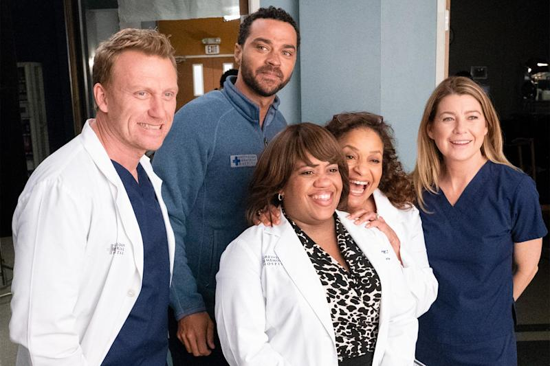 Abc Fall Premiere Dates 2020.Abc Sets Fall Premiere Dates For Grey S Anatomy Modern