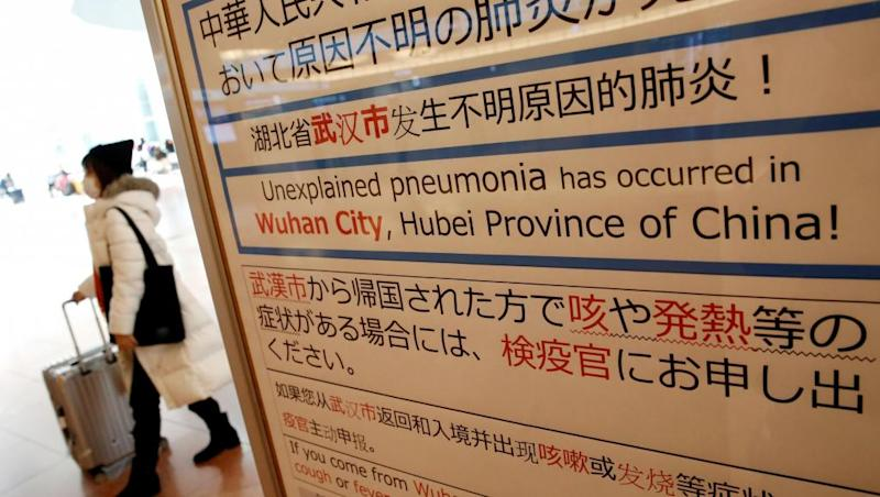 Travel restrictions could be imposed over new virus in China
