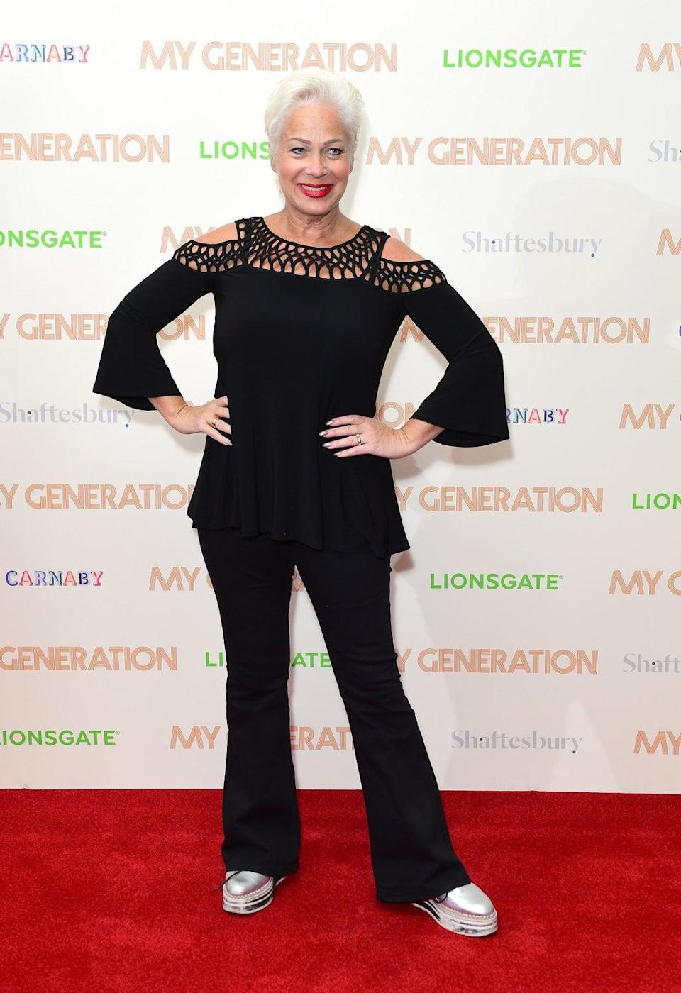 Denise Welch (Ian West/PA) (PA Archive)